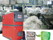 Industrial Laundry chose Biomass Boilers