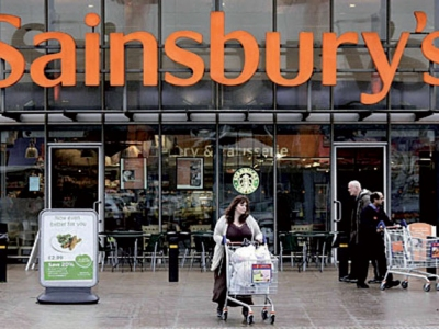 Supermarket chain - Great Britain